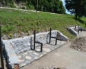 Arranging a memorial park Gallows in Zlakusa