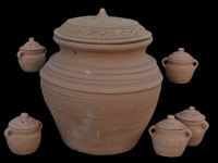 Catalogue of pottery