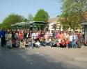 Sa domaćinima iz Mokrina