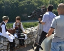 Snimanje emisije Šljivik