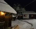 Avlija zimi