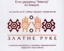 Zlatne ruke 2008 - TO Srbije