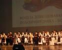 Folklorna grupa veterana u Sava Centru