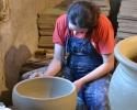 Angažovanje žena iz sela na uređenju sela u duhu grnčarskog zanata