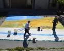 Radovi na rekonstrukciji letnje pozornice