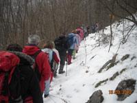 Markiranje pešačkih staza