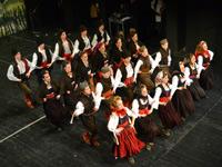 Nastup Etno udruženja Zavičaj na međunarodnom festivalu u ITALIJI