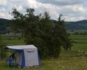 Kamp za šatore u etno parku