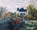 Kuća - Klod Mone