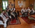 Članovi dečijeg orkestra i dečijeg ansambla