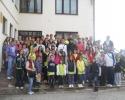 Sa domaćinima u Goleševu - Poljska